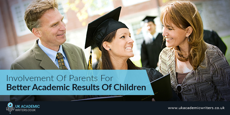 Involvement of parents for better academic results of children