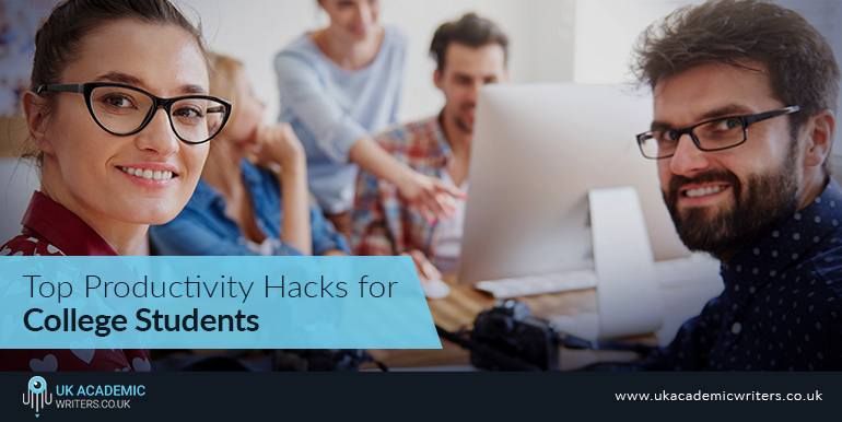 Top Productivity Hacks for College Students
