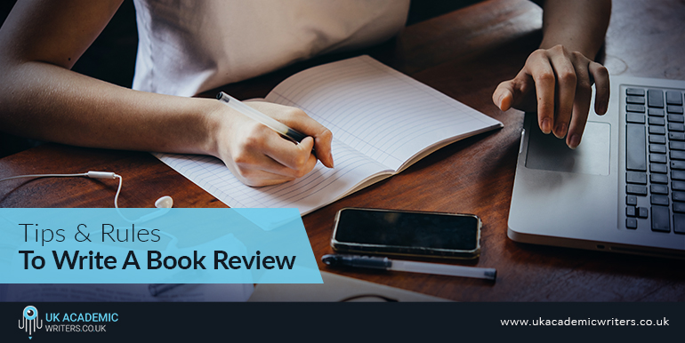 Tips And Rules To Write A Book Review