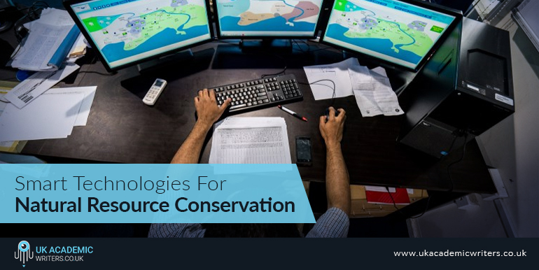 Smart Technologies For Natural Resource Conservation