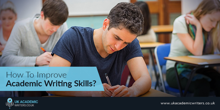 How to Improve Academic Writing Skills?