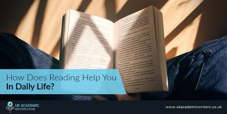 How Does Reading Help You?